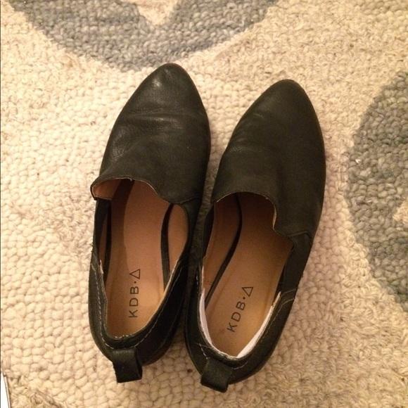76e1150870e Kelsi Dagger Shoes - Kelsi Dagger black leather booties 6.5